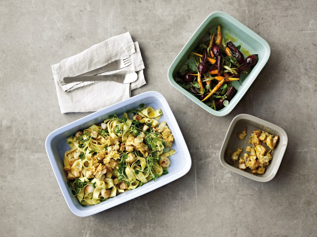 RigTig - CookServe food