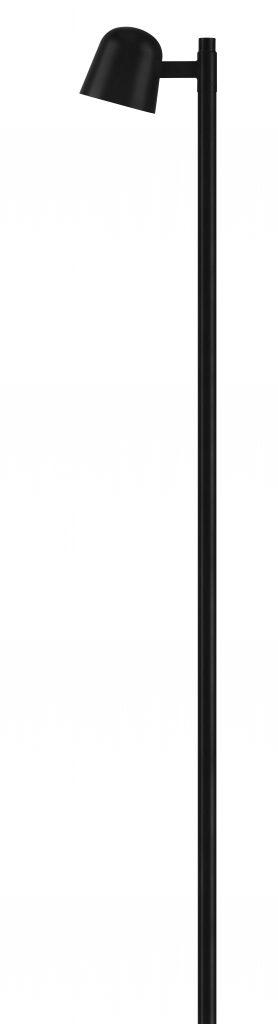 Zero - Convex Outdoor Black Grained